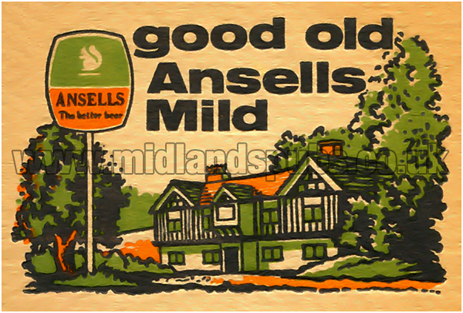 Ansell's Good Old Special Mild