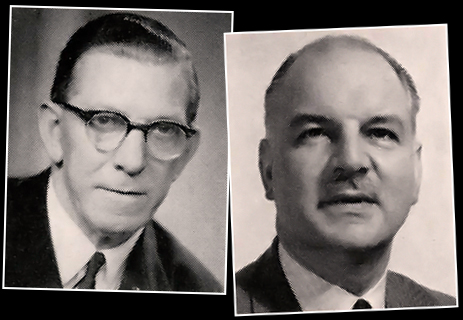 J. G. Swanson and G. W. Cornwell : Directors of Ansell's Brewery Ltd. [1957]