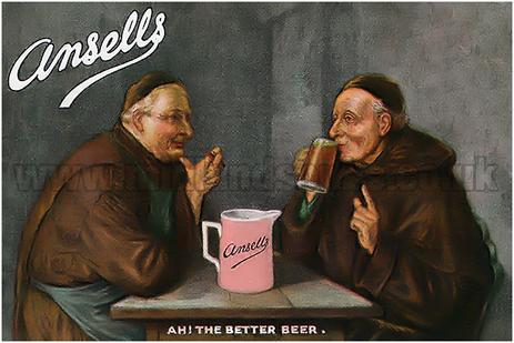 Ah! Ansell's Better Beer