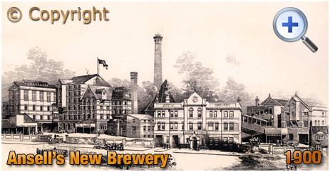 Aston : Ansell#39s New Brewery [1900]