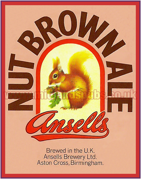 Ansell's Nut Brown Ale
