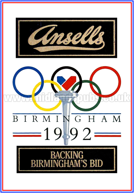 Ansell's Olympic Bid 1992