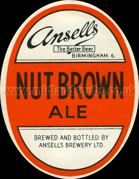 Click here for more information on Ansell's Brewery Ltd.