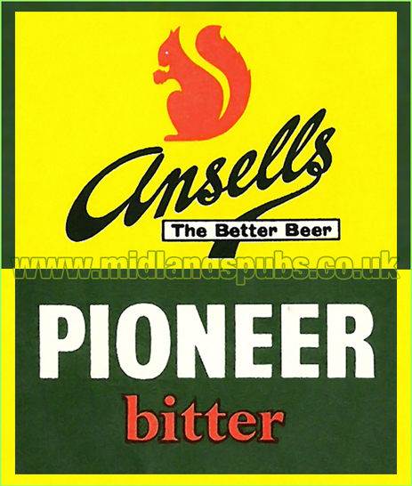 Ansell's Pioneer Bitter