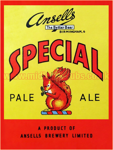 Ansell's Special Pale Ale