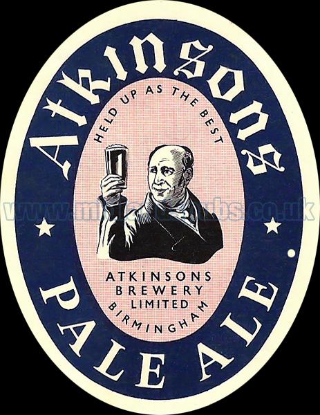 Atkinson's Pale Ale