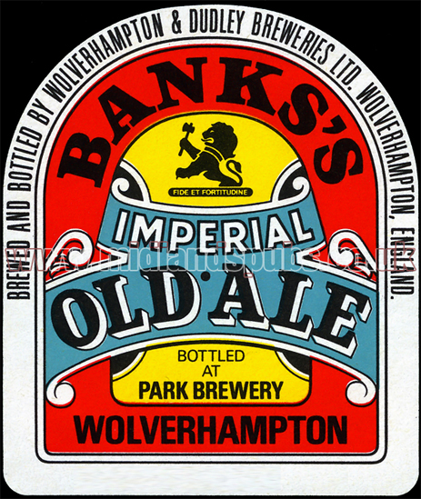 Banks's Imperial Old Ale