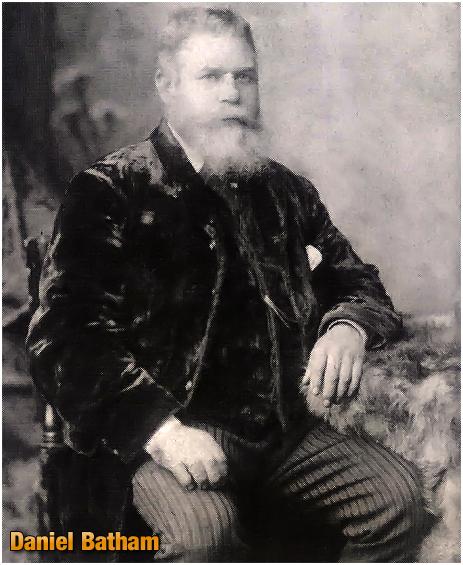Daniel Batham