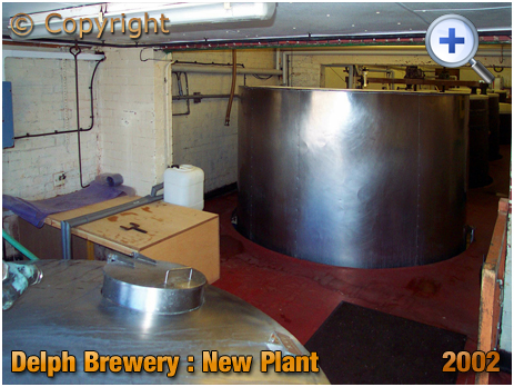 Brierley Hill : New Plant at the Delph Brewery of Daniel Batham and Son Ltd. [2002]