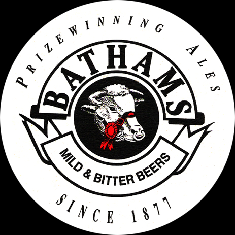 Batham's Prize-Winning Ales Since 1877 [Beer Mat]