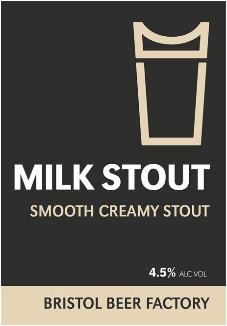 Bristol Beer Factory : Milk Stout