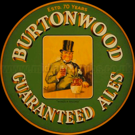 Burtonwood Guaranteed Ales