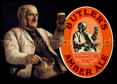 William Butler founder of William Butler and Co. Ltd. of Springfield at Wolverhampton in Staffordshire