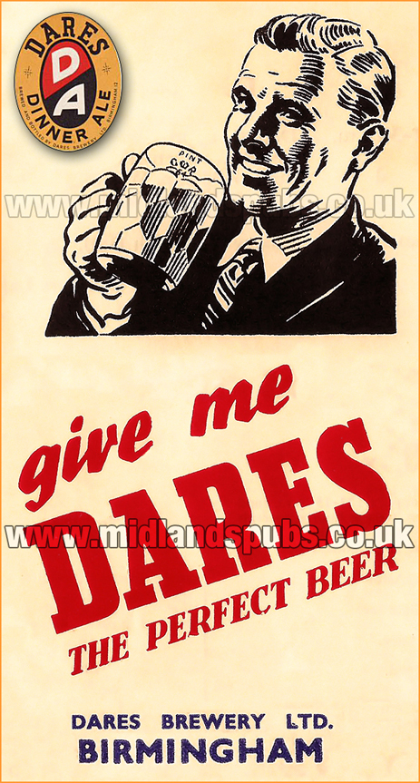 Give Me Dare's - The Perfect Beer