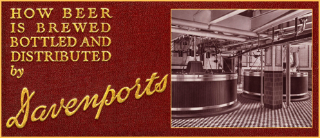 Davenport's Brewery Tour