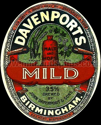 Davenport's Mild