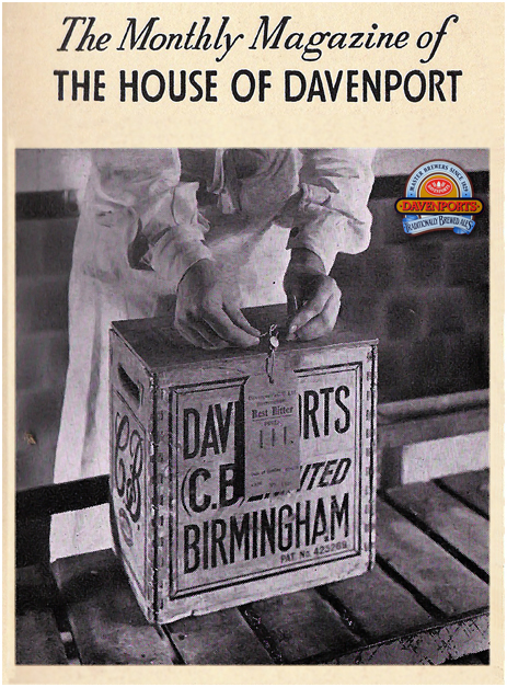 Davenport's Brewery : The Monthly Magazine of The House of Davenport