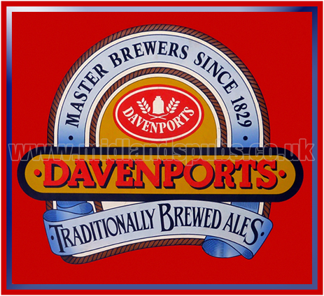 Davenport's - Traditionally Brewed Ales