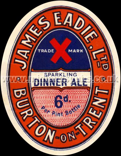 Eadie's Sparkling Dinner Ale