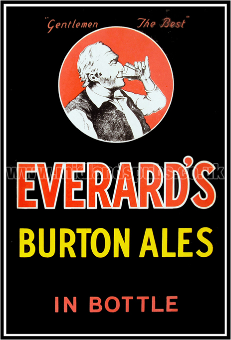 Everard's Burton Ales