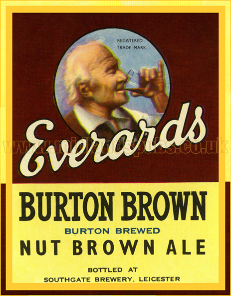 Everard's Burton Brown Nut Brown Ale