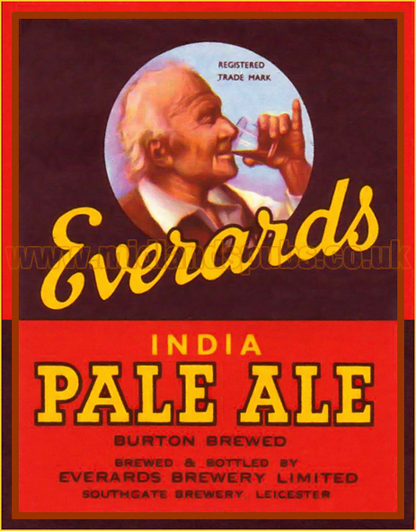 Everard's India Pale Ale