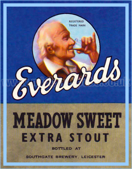 Everard's Meadow Sweet Extra Stout
