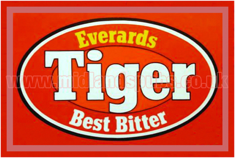 Everard's Tiger Best Bitter