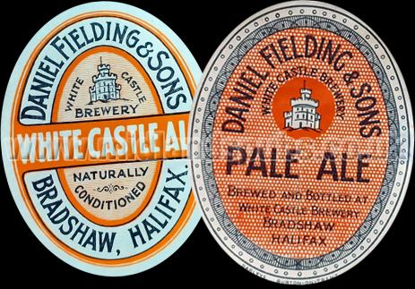 Daniel Fielding's Beer Labels