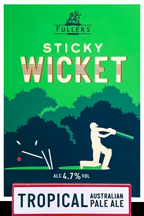 Fuller's Sticky Wicket