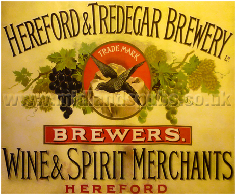Hereford and Tredegar Brewery Poster