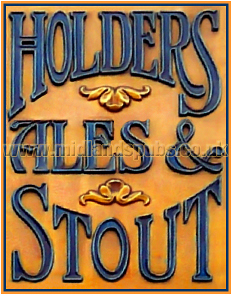 Holder's Ales and Stout