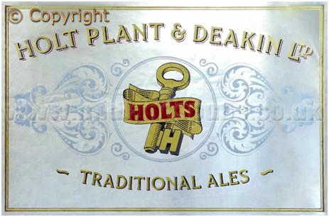 Holt, Plant & Deakin Mirror
