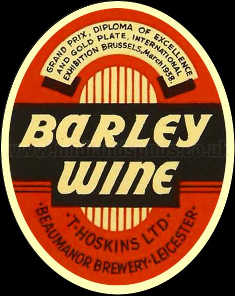 Hoskins Barley Wine