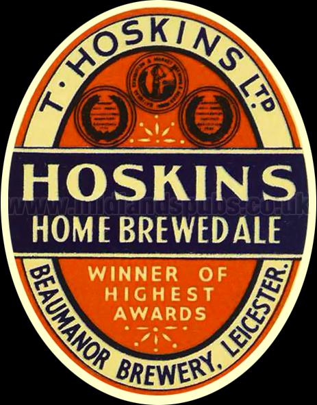 Click here for more information on T. Hoskins Ltd.