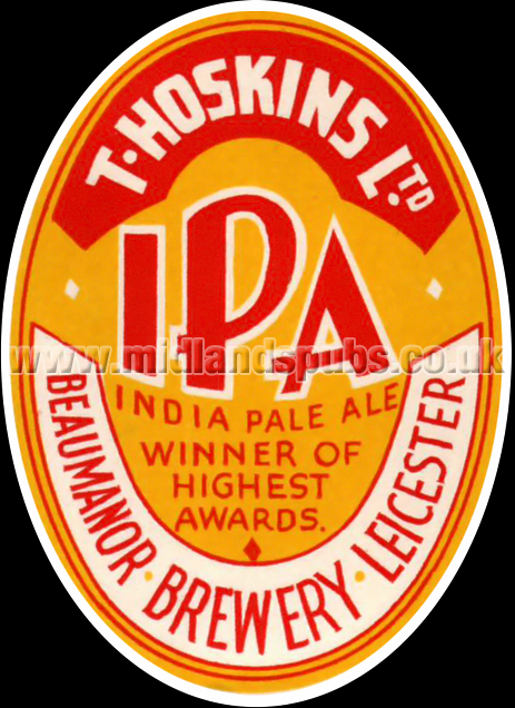 Hoskins India Pale Ale