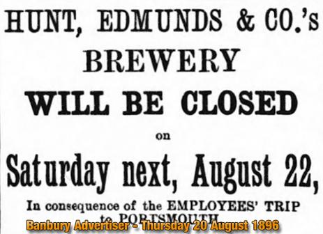 Hunt Edmunds and Co. Ltd. Annual Trip [1896]