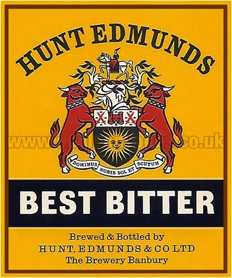 Hunt Edmunds Best Bitter