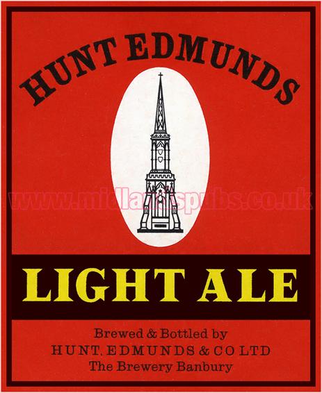 Hunt Edmunds Light Ale