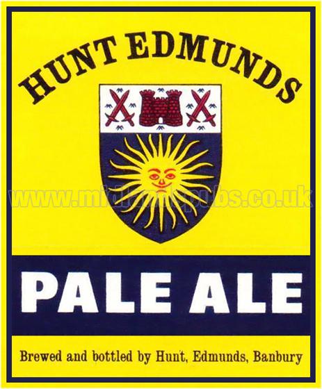 Hunt Edmunds Pale Ale