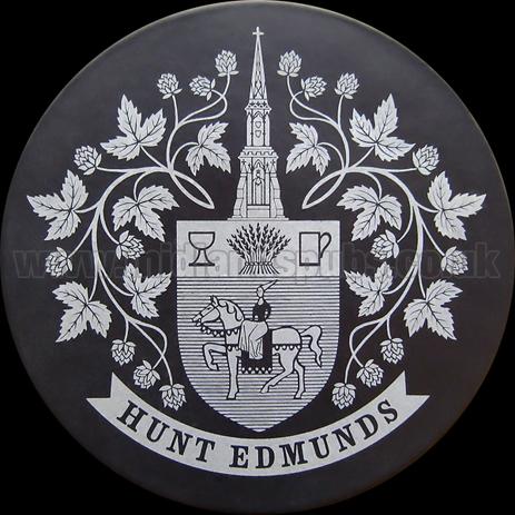 Hunt Edmunds Pub Plaque