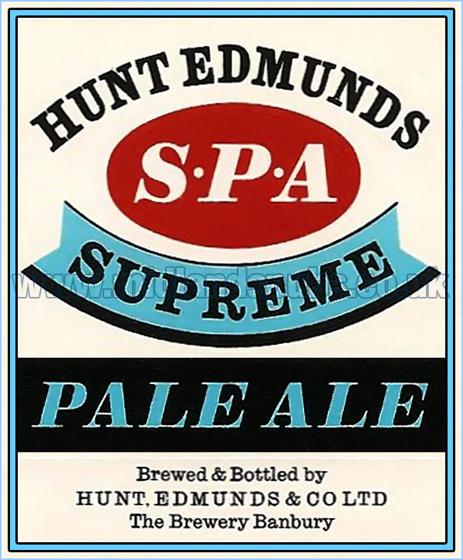 Hunt Edmunds Supreme Pale Ale