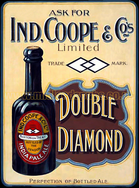 Ask for Ind Coope Double Diamond
