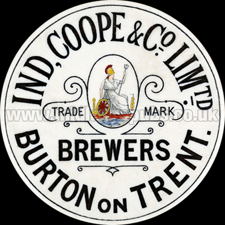 Burton-on-Trent :s Ind Coope Brewery & Co. Limited