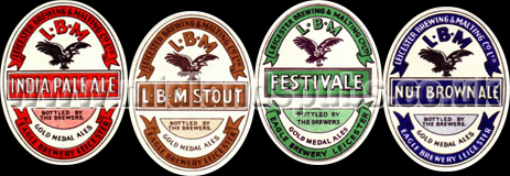 Beer Labels of the Leicester Brewing and Malting Co. Ltd.