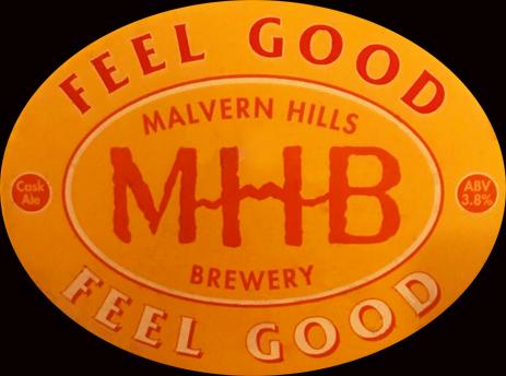Malvern Hills Brewery : Feel Good