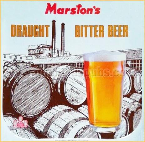 Marston's Draught Bitter Beer