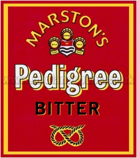 Marston's Pedigree Bitter