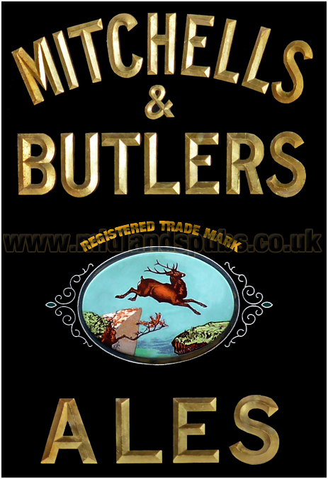 Mitchells's and Butler's Ales