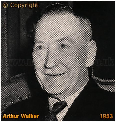 Mitchell's & Butler's : Arthur Walker [1953]